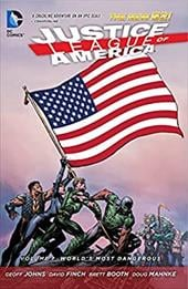 Justice League of America Vol. 1: World's Most Dangerous (The New 52) (Justice League of America: the New 52) 22090634
