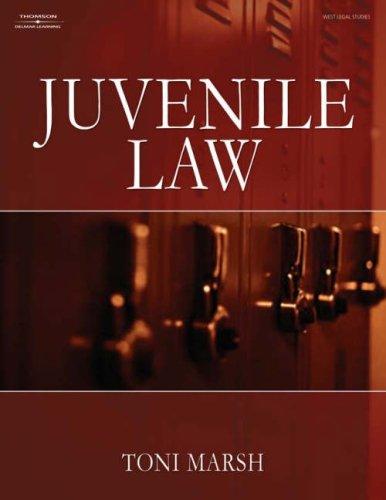 Juvenile Law 9781401840198
