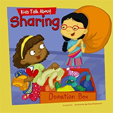 Kids Talk about Sharing 9781404823198