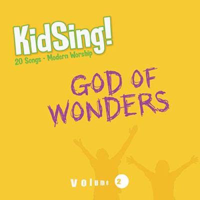 Kidsing! God of Wonders! 9781400315567