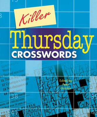 Killer Thursday Crosswords 9781402719165