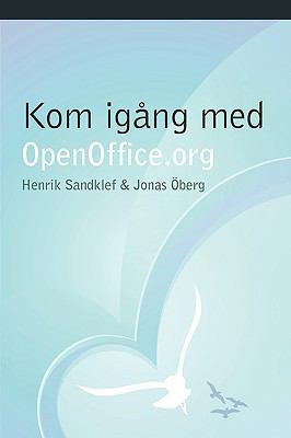 Kom Igng Med Openoffice.Org 9781409235408