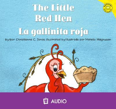 The Little Red Hen/La Gallinita Roja 9781404844674