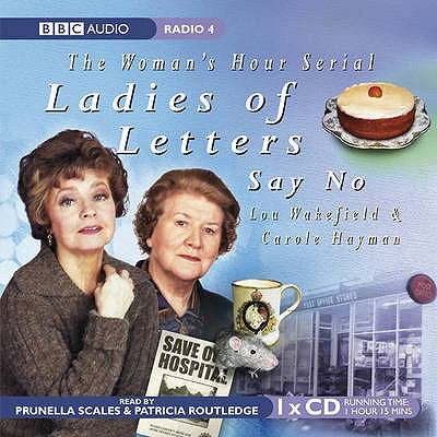 Ladies of Letters Say No 9781405677264