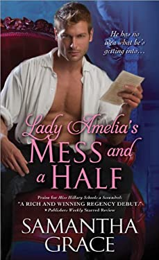 Lady Amelia's Mess and a Half 9781402258343