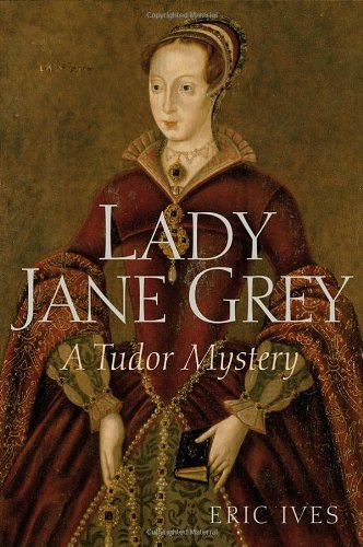 Lady Jane Grey: A Tudor Mystery 9781405194136