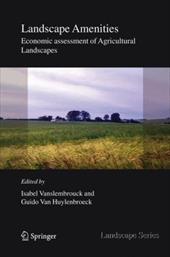 Landscape Amenities: Economic Assessment of Agricultural Landscapes
