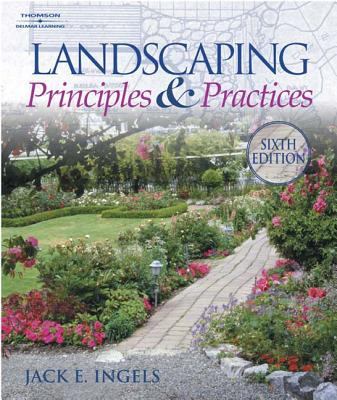 Landscaping Principles and Practices 9781401834104