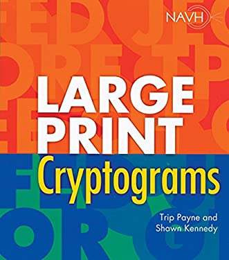 Large Print Cryptograms 9781402713132