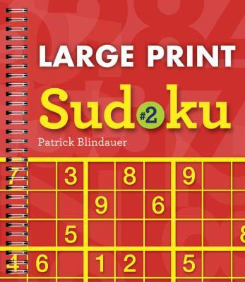 Large Print Sudoku #2 9781402784071