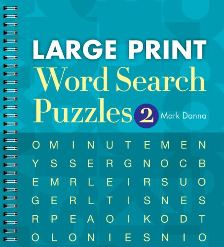 Large Print Word Search Puzzles 2 9781402790300