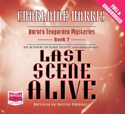 Last Scene Alive 9781407468204