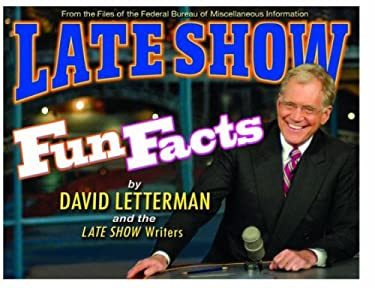 Late Show Fun Facts 9781401323073