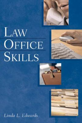 Law Office Skills 9781401812294