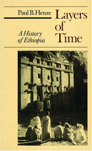 Layers of Time: A History of Ethiopia 9781403967435