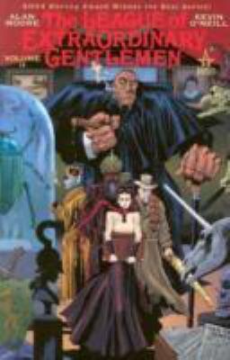 League of Extraordinary Gentleman, the Vol 02