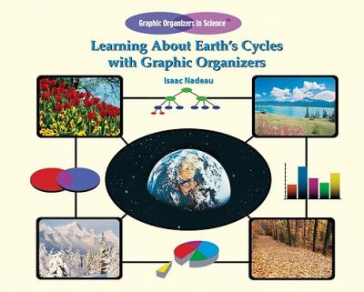 Learning about Earth's Cycles with Graphic Organizers 9781404250444