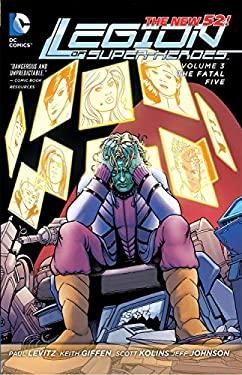 Legion of Superheroes (The New 52)