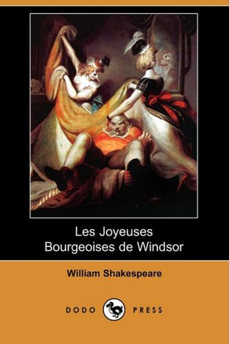 Les Joyeuses Bourgeoises de Windsor (Dodo Press) 9781409909415