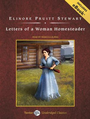 Letters of a Woman Homesteader 9781400138012