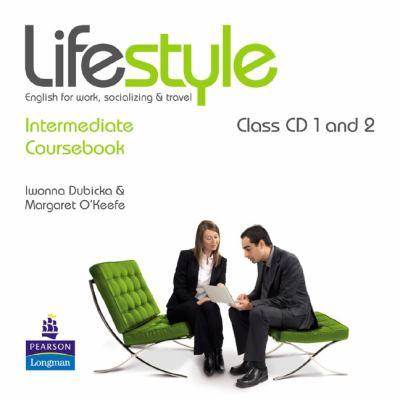 Lifestyle Intermediate Class CDs 9781405863810