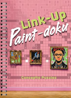 Link-Up Paint-Doku [With 6 Colored Pencils] 9781402755231