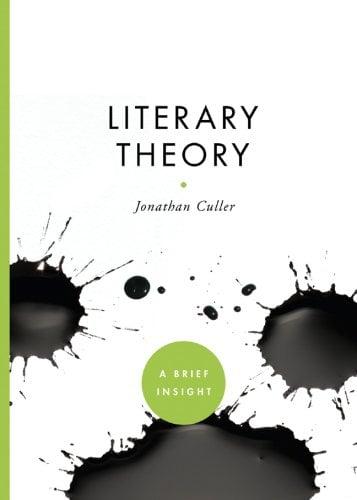 Literary Theory 9781402768750