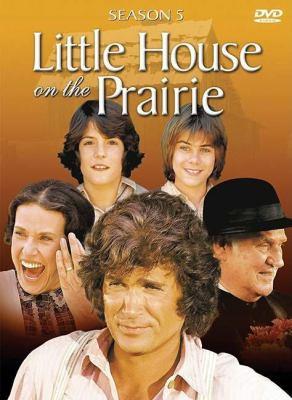 Little House on the Prairie: Season Five 9781400312078
