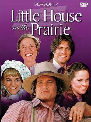 Little House on the Prairie: Season Seven 9781400312092