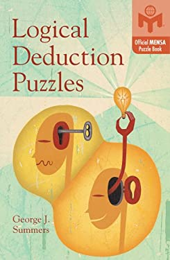 Logical Deduction Puzzles 9781402721335