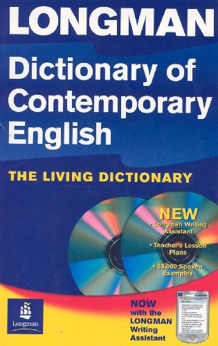 Longman Dictionary of Contemporary English (Paperback) [With CDROM] 9781405811262