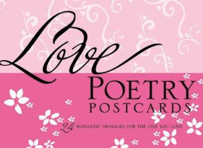 Love Poetry Postcards 9781402208096