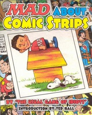 Mad about Comic Strips [With Comic Strip] 9781401200954