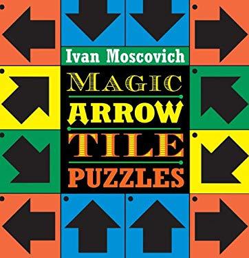 Magic Arrow Tile Puzzles [With Tiles]