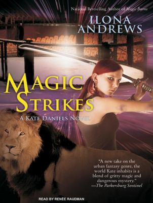 Magic Strikes 9781400162895