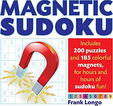 Magnetic Sudoku [With Magnetic Puzzles Magnets]