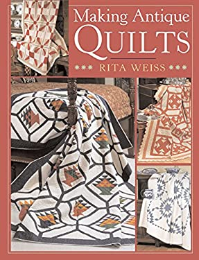 Making Antique Quilts 9781402723179