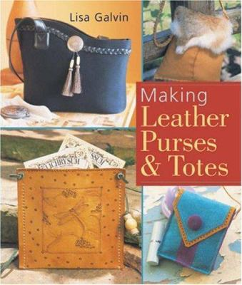 Making Leather Purses & Totes (9781402740602) photo