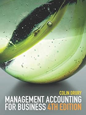 Management Accounting for Business 9781408017715