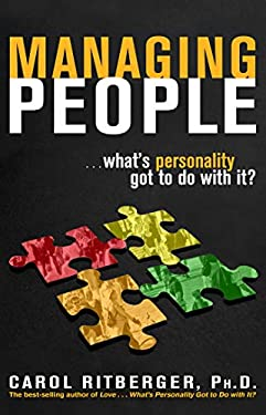 Managing People...What's Personality Got to Do with It? 9781401910341
