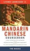 Mandarin Chinese Coursebook: The Basics