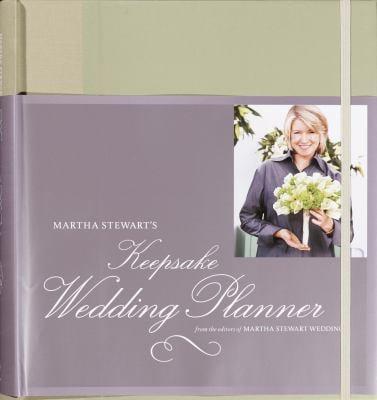 Martha Stewart's Keepsake Wedding Planner