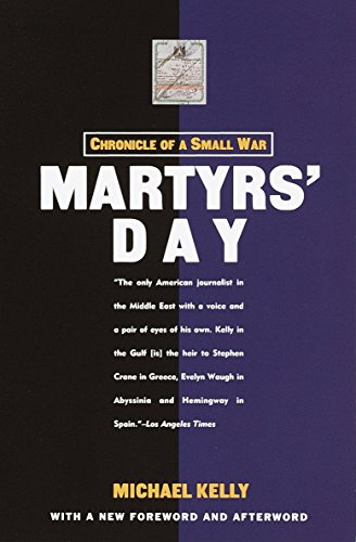Martyrs' Day: Chronicle of a Small War 9781400030361