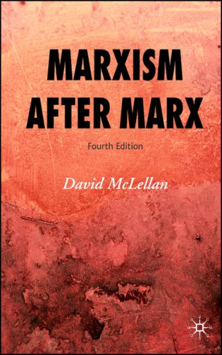 Marxism After Marx 9781403997289