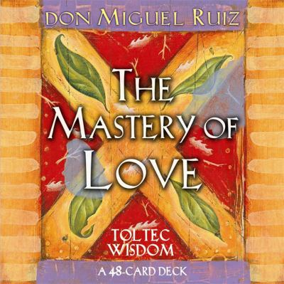 Mastery of Love Cards 9781401901967