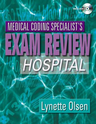 Medical Coding Specialist's Exam Review: Hospital [With CDROM] 9781401837501