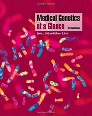 Medical Genetics at a Glance 9781405148467