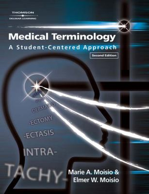 Medical Terminology: A Student-Centered Approach [With CDROM] 9781401897505