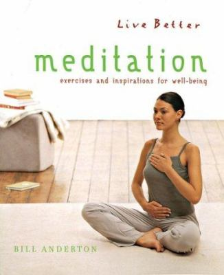 Meditation: Exercises and Inspirations for Well-Being 9781402711541