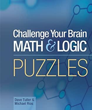 Mensa Challenge Your Brain Math & Logic Puzzles